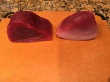 Bigeye Tuna and Albacore